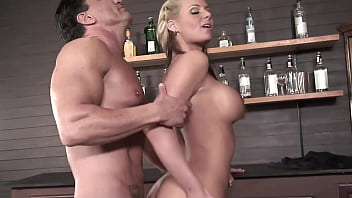 Frustrated girl want a desperate fuck, She gets it both sides