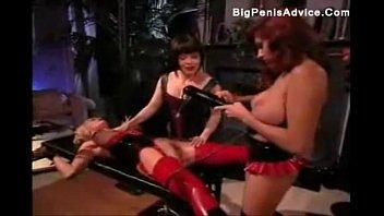 Bondage action...
