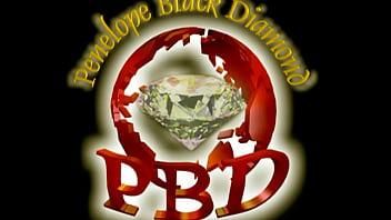 Penelope Black Diamond - Car driving tour & topless Boobs thumbnail