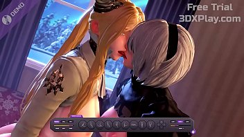 NEW Sex Game YoRHa Commander &amp_ 2B Fucking SFM