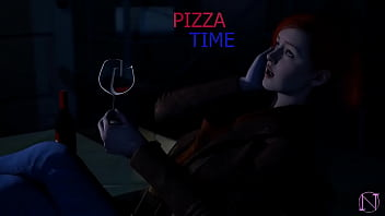 Mary Jane Wattson x Spider Man 3D parody