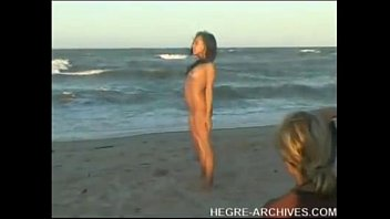 Yoga nude photos group Nude beach yoga.avi