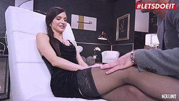 LETSDOEIT - #Arian Joy - Sexy Fit Ukrainian MILF Deep Rough Anal Sex With A Big White Italian Cock