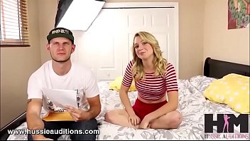 Cali Sparks Первая порно сцена