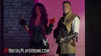 (Marc Rose, Eva Lovia, Alessa Savage, Aria Alexander, Luke Hardy) - Star Wars Underworld A XXX Parody Scene 6 - Digital Playground