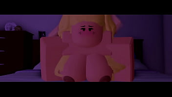 Studs - Hot Late Night Fuck With Young Fat Ass Blond Slut (Roblox Porn/rr34)