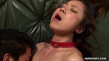 Asian babe feel good and enjoy fuck 8 min