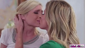 Piper Scissoring With Her Horny Stepmom