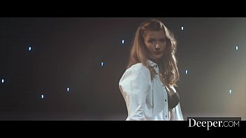 Deeper. Mia Melano Proves Her Talents On Stage