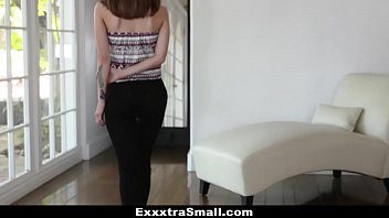ExxxtraSmall - Small Blonde Teen Fucks Huge Cock thumbnail