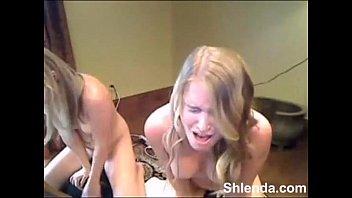Orgasm girl walthrough - 2 girls blond sybian orgasm webcam
