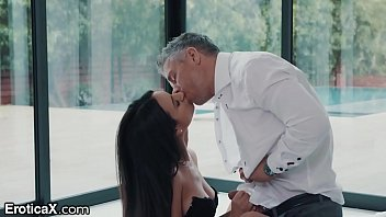 EroticaX Eliza Ibarra Rides her Secret Lover's Long Shaft