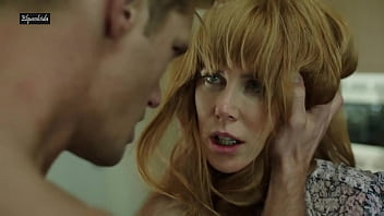 Nicole Kidman ♥ romp the kitchen