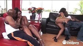 Imani Rose And Samone Tylor Have A Bbc Banging Party