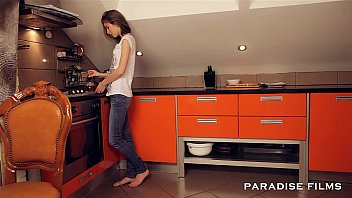 Edita vilkeviciute nude Paradise films anal teen couple in the kitchen