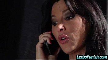 Sex Tape With Lez Girl Punishing Hot Cute Girl vid-17