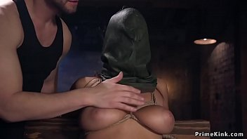 Busty Teen In Bondage Anal Banged