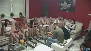 Biggest Mature Swingers Party on Earth 11 min