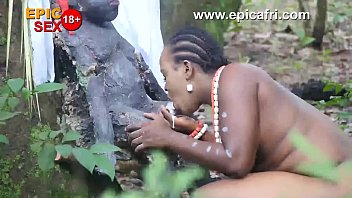 Naughty African Teen Begs for Anal hardcore