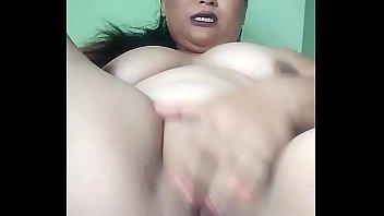Pornstar Poosoo with small dildo