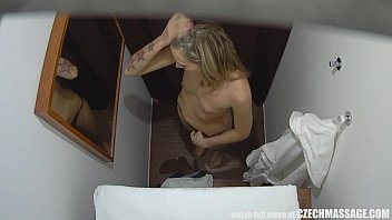Czech HOT Babe Spreads Wet Pussy in Sensual Encounter thumbnail