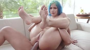 Min galilea cute colombian anal double