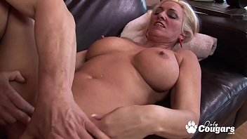Carla Craves Wraps Her Pussy Lips Around A Hard Dick