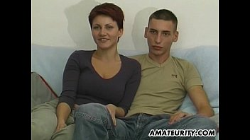 Homemade amateur young - Young amateur couple fisrt blowjob on camera