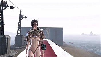 Fallout 4 Sex Warrior Fashion