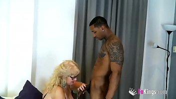 Super-Mature Mrs. Fina Bangs A Black Dude! Jesus Enjoys The Pleasures Of 3Rd Age
