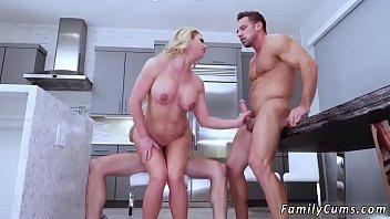 Dad duddy's daughter slave Army Boy Meets Busty Stepmom