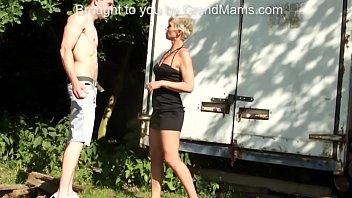 GrandMams.com Victoria horny mature slut needs a young cock