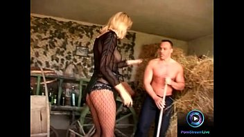 Leslie glass jew nude - Slender blonde leslie taylor enjoys screwing two cocks at the barn