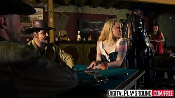 Premium dog rawhide strips - Digitalplayground - rawhide scene 1 misha cross and emilio ardana
