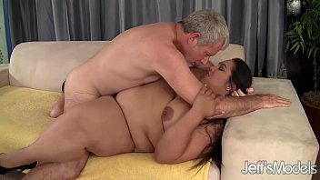 Fatty Latina Lorelai Givemore enjoys a fat dick.