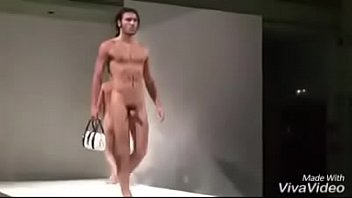 Hot male nude Nude male models display thier cocks and bags