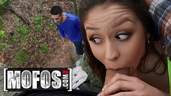 Point Of View Sucking Dick With (Catalina Ossa) Outdoor - Mofos