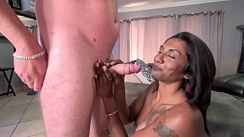 Fucking an Indian girl till I cum inside her pussy