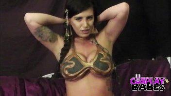 Cosplay Xena the Busty Princess