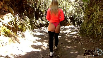 Juicy Big Ass Walking And Fucking In The Anaga Mountains!