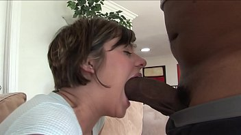 College teacher shows his student how to take big black cock in every hole 10 min