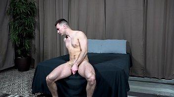 ActiveDuty - Sammy Gets Himself Hard & Strokes His Huge Shaft