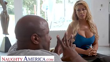 Naughty America Bridgette B. fucks husband's bully to forgive debt thumbnail