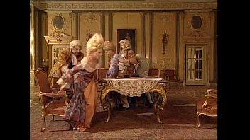 Laura Angel as XVIII century slut, amazing hot orgy