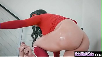 Anal Hardcore Bang With Big Ass Horny Girl (Mercedes Carrera) video-26