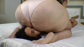 Plus size lingerie supplier - Buried and humiliated under ssbbw joyces butt