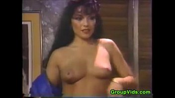 Vintage turquoise artist s lee Sluts fucking in this classic threesome