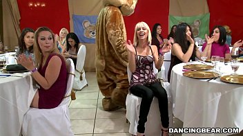 It's time to celebrate and party with the infamous Dancing Bear! (db9822)