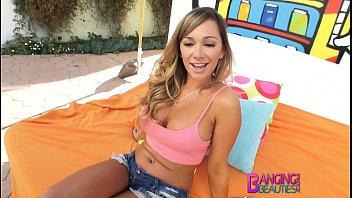 Banging Beauties Big Tit Babe Destiny Dixon 12 min