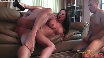 Muscular Pornstar Kendra Lust Gets Fucked Worshiped